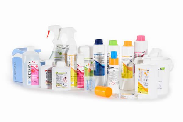 Desinfektion und Hygiene